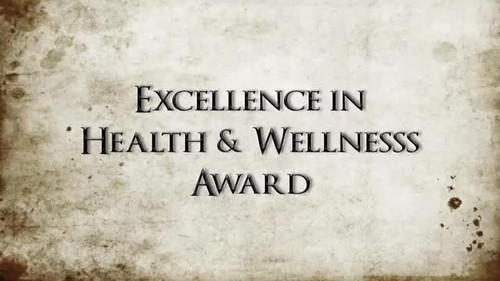 Excellence in Health & Wellness Award