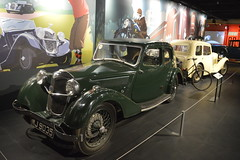 1934 Singer Nine Coupe