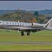 SE-RMO Learjet 45 c/n 45-372 Maxfli AB/H-Bird Aviation Services AB (EGLF) 16/10/2017