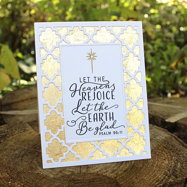Heavens Rejoice Card