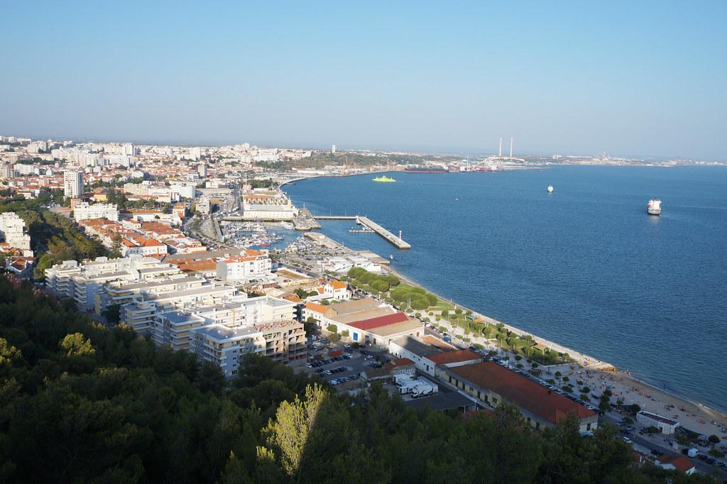 Vista desde o Forte de São Filipe