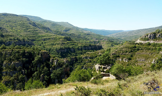 Valle del río Leza hasta Laguna de Cameros 10