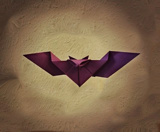 Bat is coming