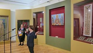 Выставка в ГОМЗ 410