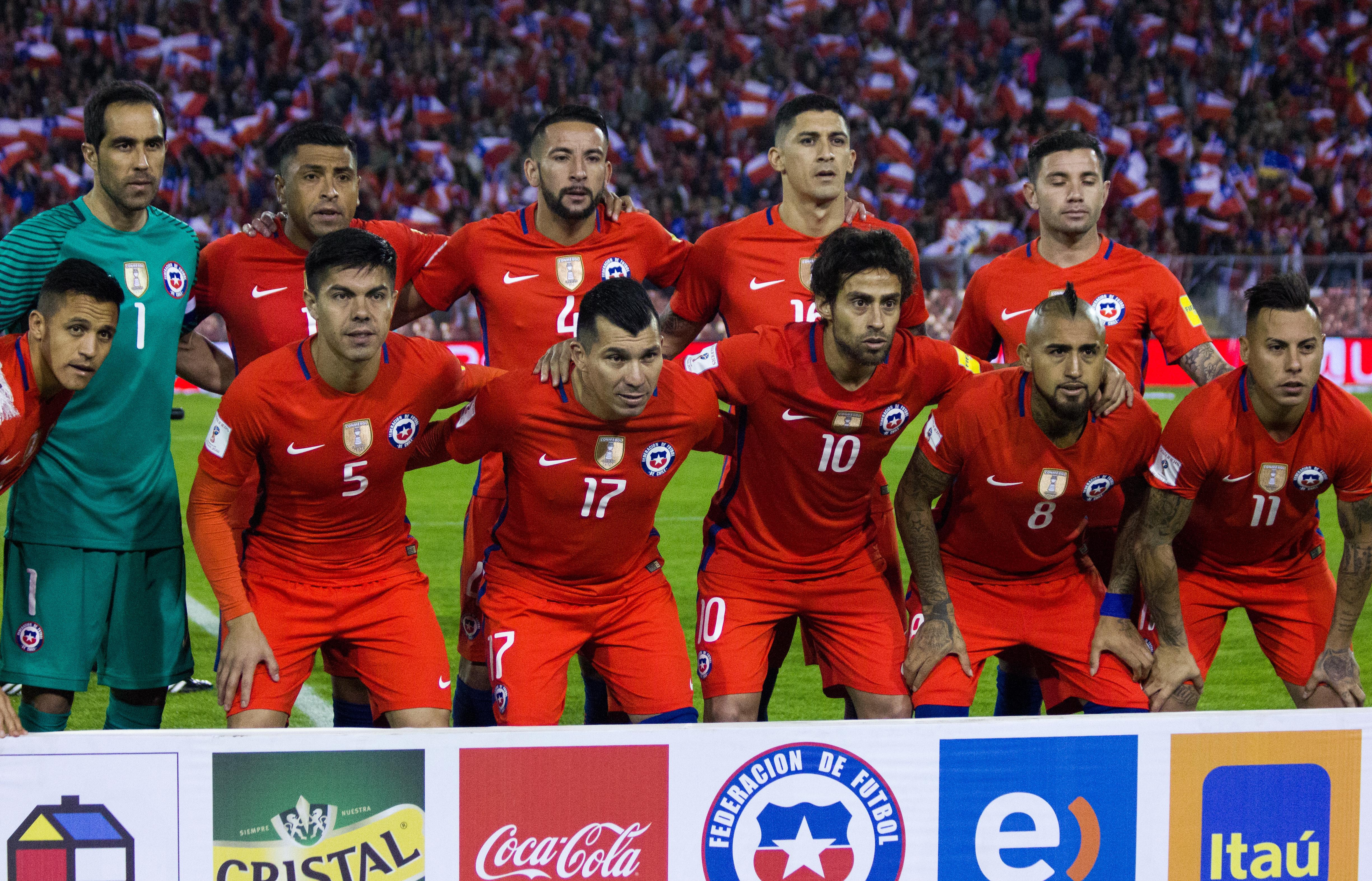 Chile 2-1 Ecuador