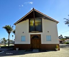 Chapel of St. Peter Fisherman, Siqueira Beach,Cabo Frio-RJ-Brasil