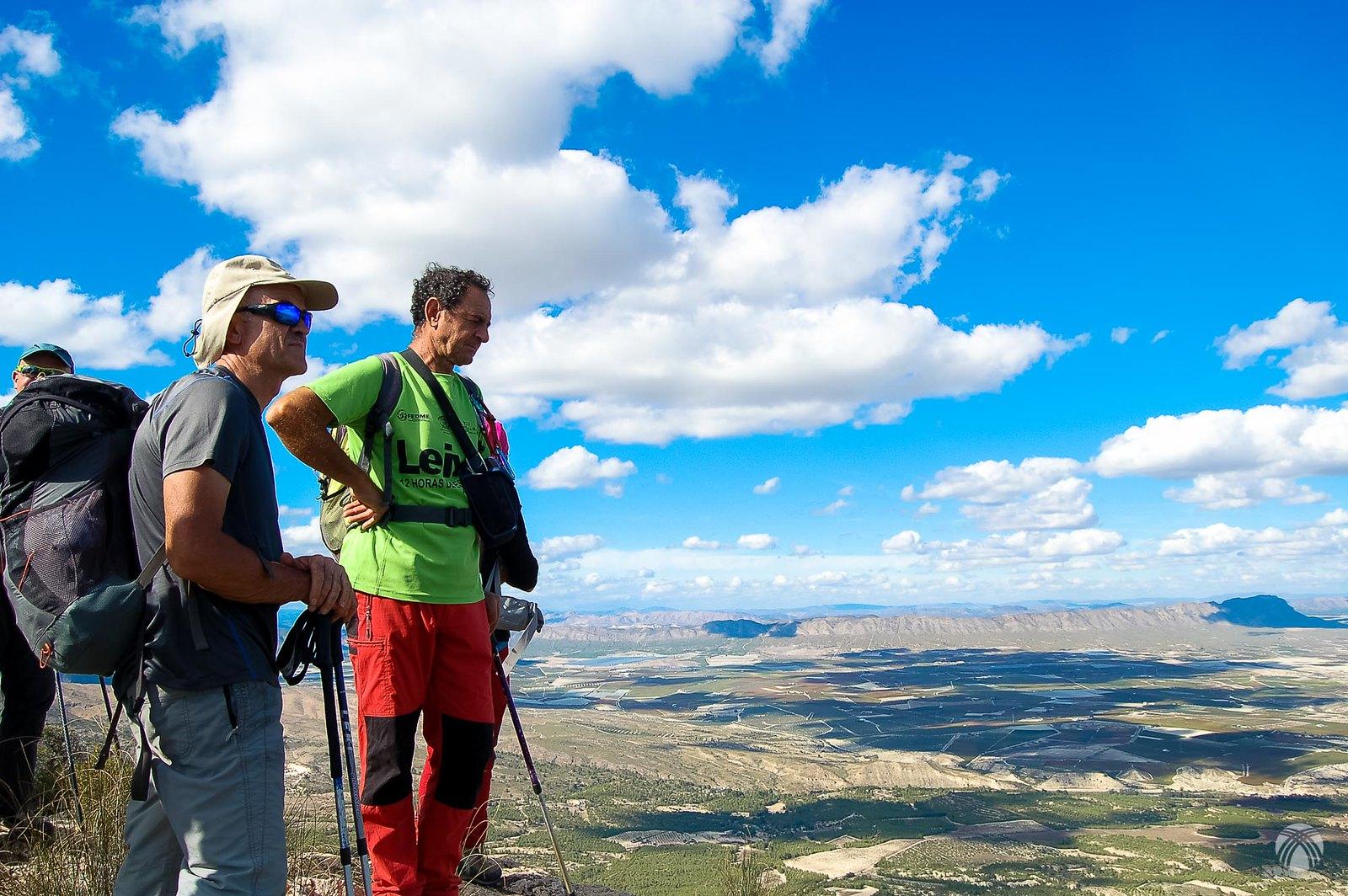 Dos monstruos de la montaña: Carlos García Gallego y Pepe Séiquer