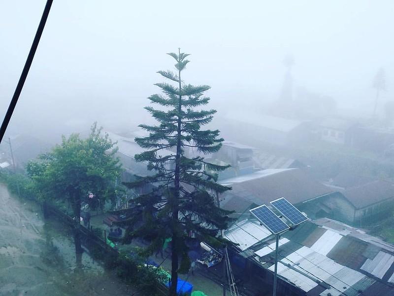 Ukhrul Rains