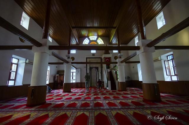 Marmaris  İbrahim Ağa cami