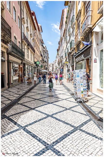 Back to the city that saw me grow! - Rua Ferreira Borges - Coimbra - Portugal - D81_8937