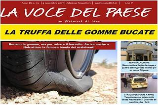 Noicattaro. Prima pagina n. 39-2017 front