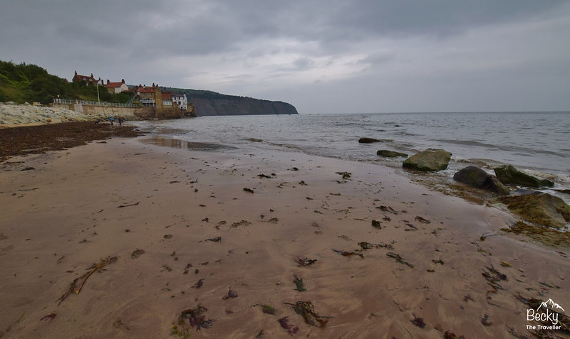 North York Moors National Park - Boggle Hole to Robin Hood's Bay