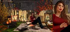 Her Autumn Getaway
