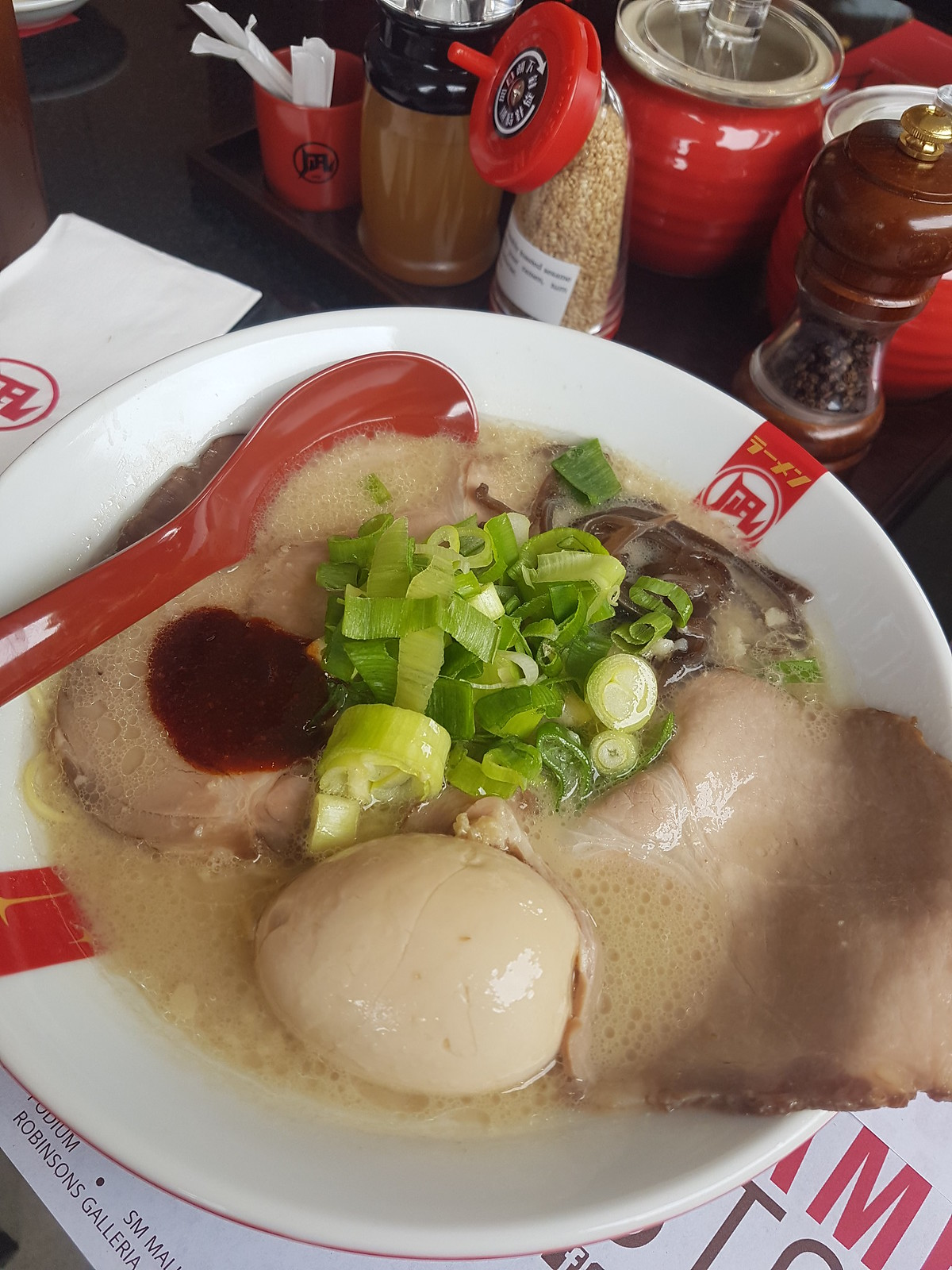 Ramen Nagi now open in Nuvali Laguna
