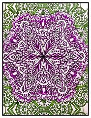 Looking Like Lace - Kaleidoscope - #3
