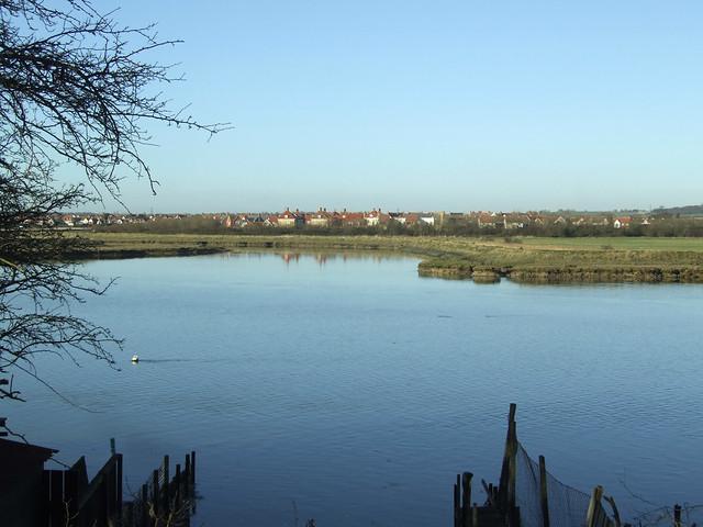 The River Crouch near Hullbridge