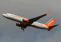 C-FEAK Sunwing Airlines