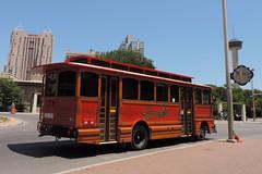 San Antonio - Tourist Bus