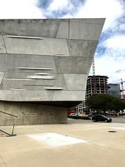 Perot Museum Exterior Architecture