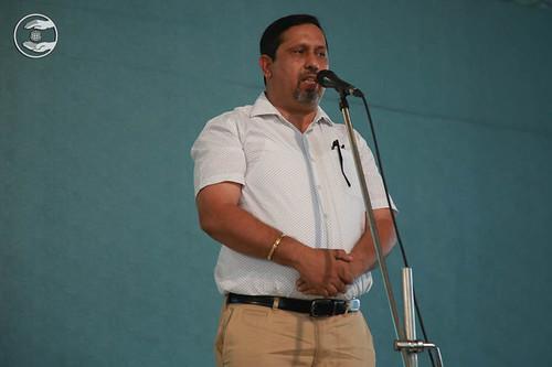 Adv. Joginder Sukhija from Avtar Enclave, expresses his views