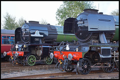 The Flying Scotsman And Tornado Timeline Event 9