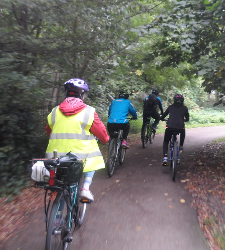 Lea Valley Ride 36