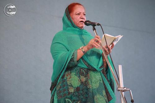 Devotional song by Nirmal Phawa from Sant Nirankari Colony, Delhi