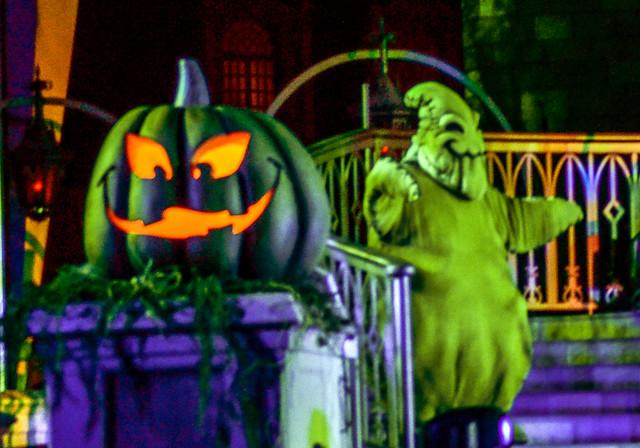 Jack and Oogie MK Halloween