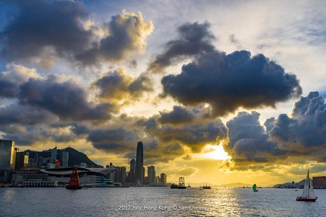 銅鑼灣避風塘