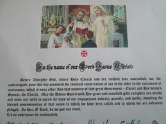 Betrothal Certificate