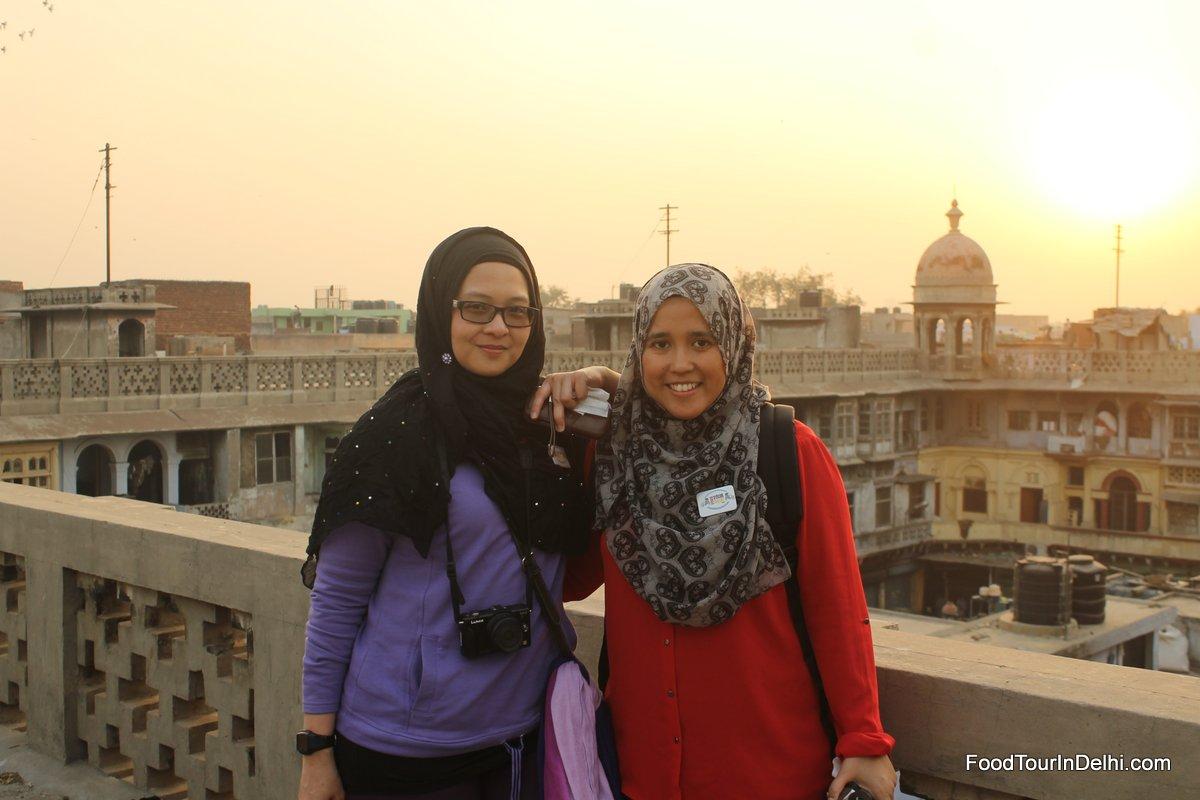 Tour of Old Delhi