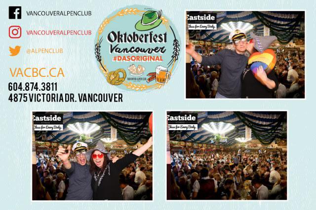 2017 Oktoberfest at Vancouver Alpen Club
