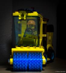 Lego machine