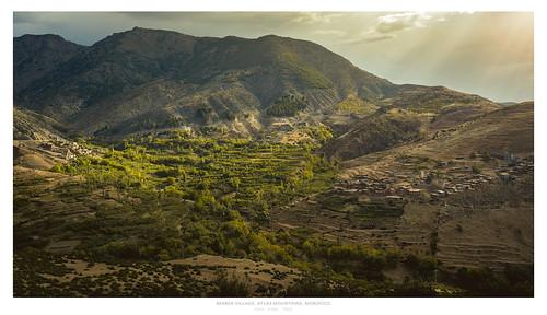 morocco berber village landscape atlasmountains travel reise africa afrika marokko mountains berge sigma sigmaart