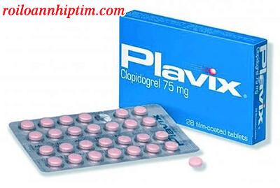 Thuốc clopidogrel trong điều trị rối loạn nhịp tim