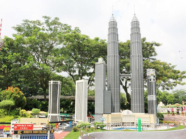 miniland legoland obiective turistice malaezia 3