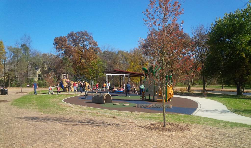 Knoch Knolls - Playground