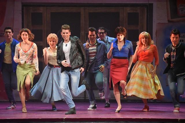 Grease - Teatro Sociale