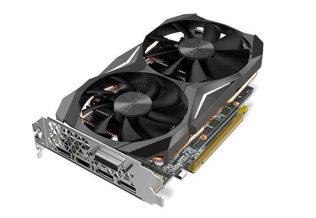 Zotac GeForce 1070 Ti Mini