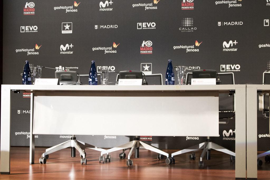 Presentación Madrid Premiere Week 2017