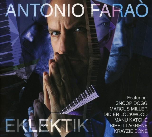 Faraò - Ekletik copertina