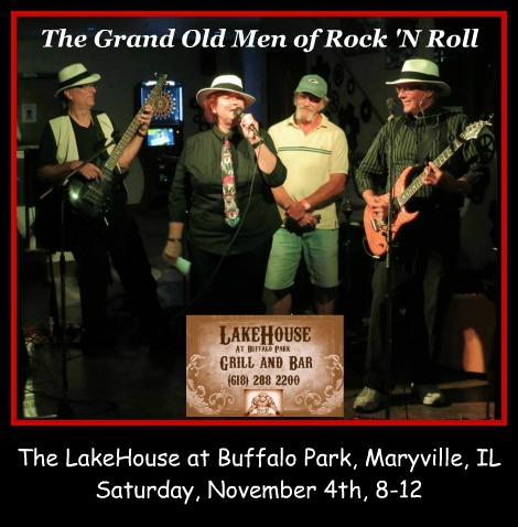 The Grand Old Men of Rock 'N Roll 11-4-17