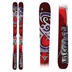 Blizzard Bonafide Freeride ski - titulní fotka