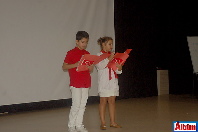 Doğa Koleji Alanya 29 Ekim Cumhuriyet Bayramı kutlaması -6