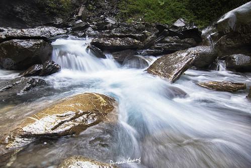 霧台-神山瀑布