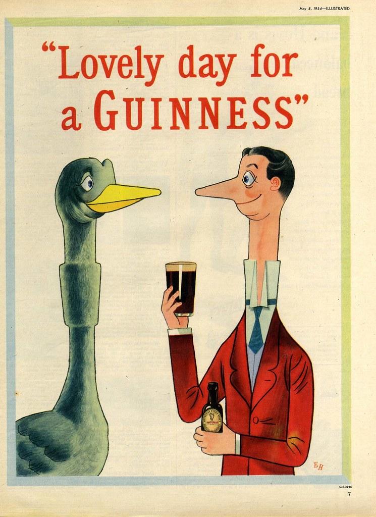 Guinness-1954-ostrich