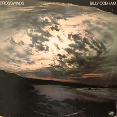 BILLY COBHAM:CROSSWINDS(JACKET A)