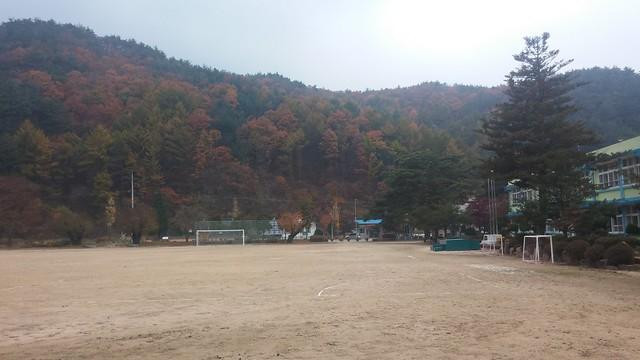 화북중학교 용유제