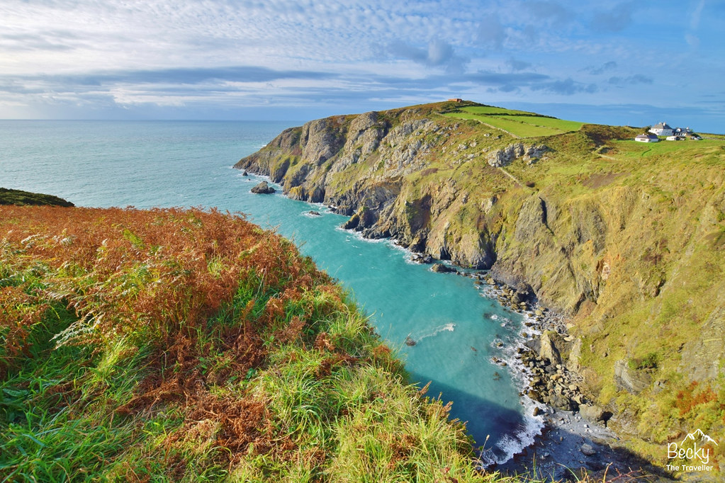 Pwll Deri to Strumble Head walk - Pembrokeshire National Park