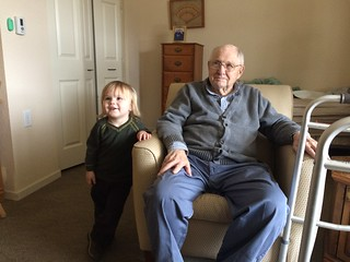 photos Email #2: Henry and Grandpa R
